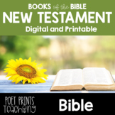 Books of the Bible, New Testament