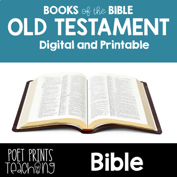 Books of the Bible, Old and New Testament BUNDLE