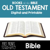 Books of the Bible, Old Testament