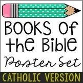 Books of the Bible Poster Set, Study Notes, Catholic Versi