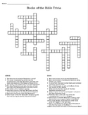 Crossword Puzzle: Books of the Bible
