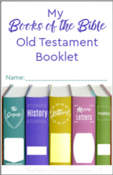 Books of the Bible Worksheets ~ Old Testament Printable Set