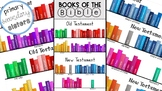 Books of the Bible - New and Old Testament overview