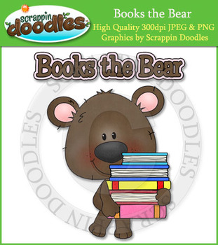 Books the Bear Reading Strategy