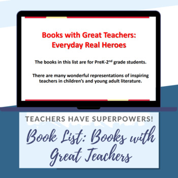 Books with Great Teachers Bibliography