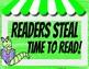 Bookshelf Challenge Digital and Printable Versions