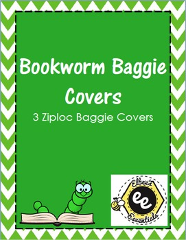Bookworm Baggie Covers