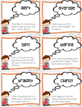 Bookworm Bob's Tier 2 Adjectives: 4th Grade Journeys Vocab