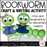 Bookworm Reading Craft