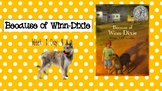 Bookworms Aligned Because of Winn-Dixie Lesson Powerpoints