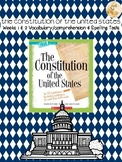 Bookworms Aligned Constitution of the United States Spelli