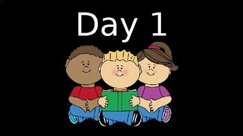 Bookworms W17 - Morris goes to School