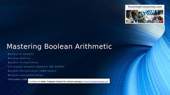 Boolean Arithmetic