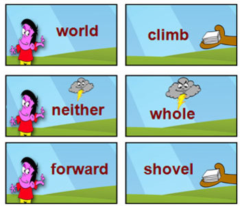 'SIGHT WORD GAME' - 'Boom' - A Sight Word Game for List Wo