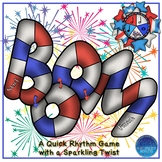 Boom! A Rhythm Game