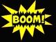 Boom! A twist on flash cards