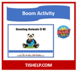 Boom Activity: Counting 1-9