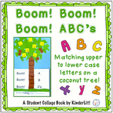 Boom!  Boom!  Boom!  - An Alphabet Match-up (based on Chic