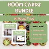 Boom Card Bundle: Names for Food