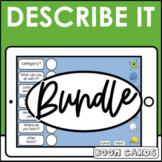 Boom Card Describe It Bundle