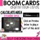 Boom Card Irregular Area