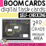 Boom Card Irregular Area