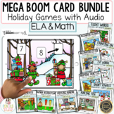 Boom™ Card Mega Holiday Bundle Distance Learning