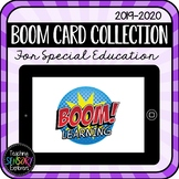 Boom Card Bundle for Special Education/ Speech Therapy (Di