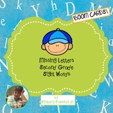 Boom Cards: 2nd grade Sight Word Practice