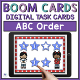 Boom Cards ABC Order