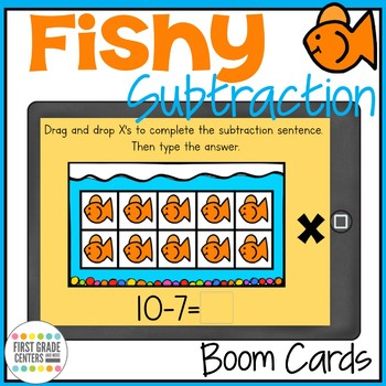 Boom Cards Addition and Subtraction Minibundle