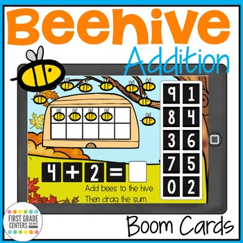 Addition and Subtraction Boom Cards Mini Bundle
