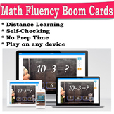 50 Boom Cards (Addition and Subtraction to 10) Distance Le