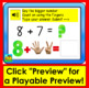 Boom Cards™ Addition to 18: Counting On - Type the Answer - With Sound!