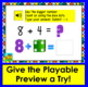 Boom Cards™ Addition to 18: Counting On With Dice Dots - Type Answers