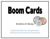 Boom Cards Alabama Alternate Assessment M.AAS.2.1 Alternate ACAP