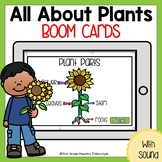 Boom Cards All About Plants