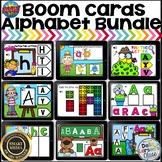 Boom Cards Alphabet BUNDLE