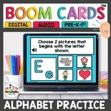 Boom Cards Alphabet Practice Choose 2