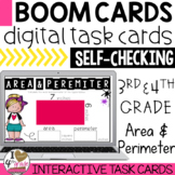 Boom Cards Area and Perimeter