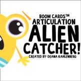 Boom Cards™️ Articulation Alien Catcher!