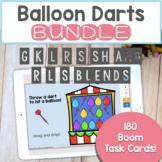 Boom Cards   Articulation   Balloon Pop   BUNDLE