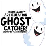 Boom Cards™️ Articulation Ghost Catcher!