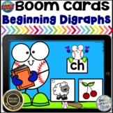 Boom Cards Beginning Digraphs