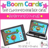 Boom Cards™ Beginning Sounds