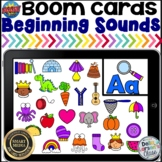Boom Cards Beginning Sounds Search and Find