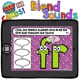 Boom Cards - Blend Sounds - Distant Learning