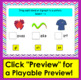 Boom Cards™ Blends and Digraphs - Deck 2 - Make 60 Words!  Self-Correcting