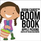 Boom Cards™️ Boom Book: Apple Picking