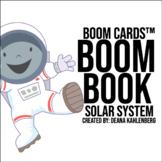 Boom Cards™️ Boom Book: Solar System